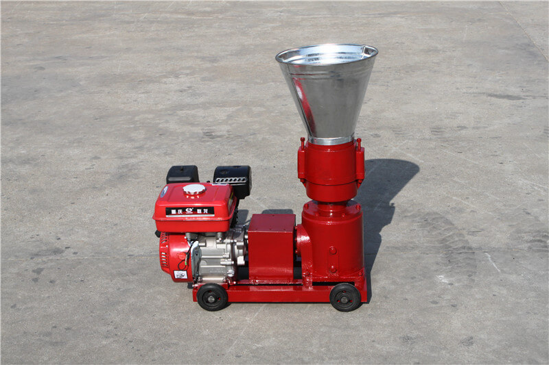 120d Gasoline-Engine-Pellet-Mill-Wood-Pellet-Machine-Feed-Pellet-Mill