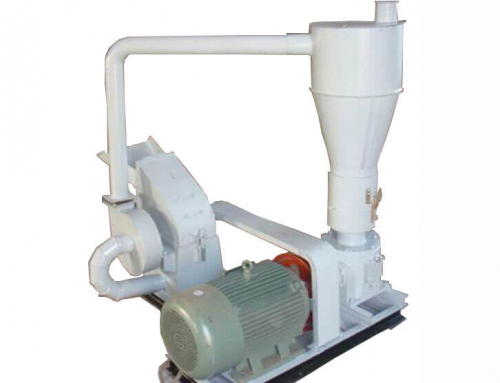 AZSPH-200 Mini Combined Pellet Machine