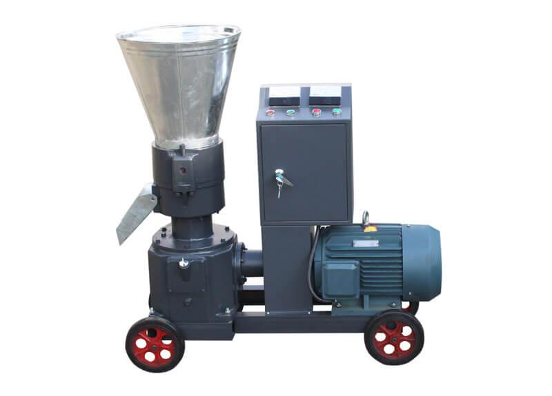 230-Electric-Flat-Die-Pellet-Machine