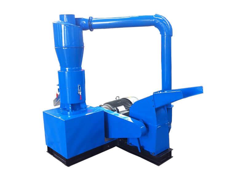 300-Combined-Pellet-Mill