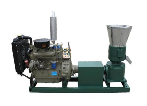 300D-Flat-Die-Pellet-Press