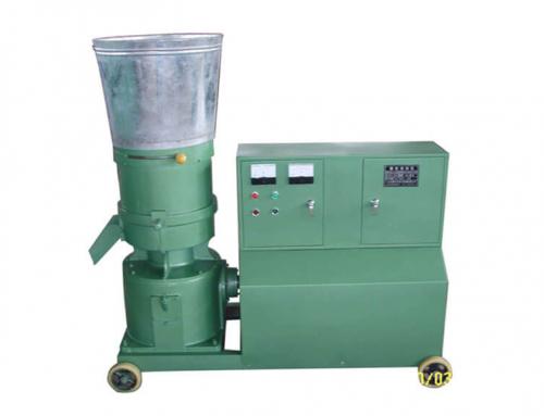 AZSPLM 360 Roller Type Pellet Machine