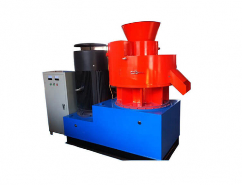 AZS-550 Centrifugal Fuel Pellet Machine