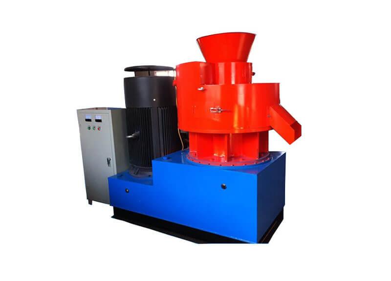 AZS-550 centrifugal fuel pellet machine
