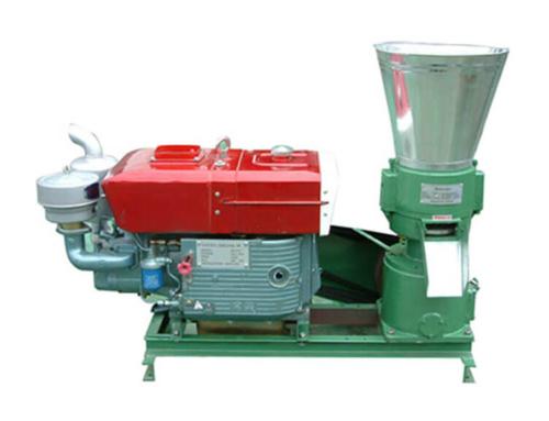 AZSP-230D Diesel Pellet Maker