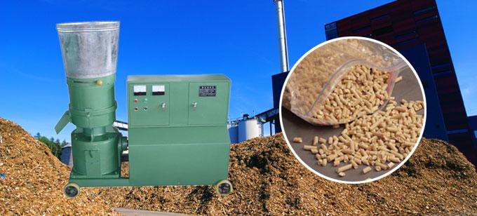 AZSPLM400_electric_pellet_mill