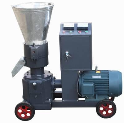 AZSPLM_200_electric_pellet_machine