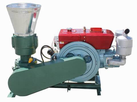 AZSP_200D_corn_stover_pellet_machine