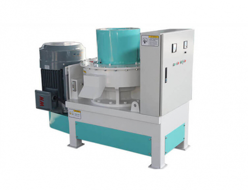 AZS-800 Double Ring-Die Pellet Machine