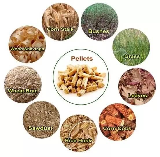 make pellets