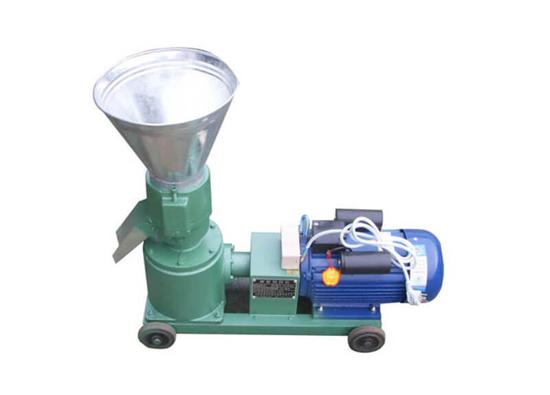 small-electric-pellet-mill